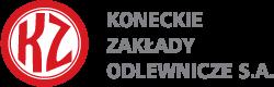 Koneckie Zakłady Odlewnicze – Żeliwo kanalizacyjne, odlewy na zamówienie Logo